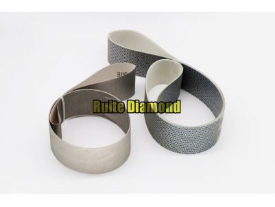 Diamond & CBN Sanding Belts