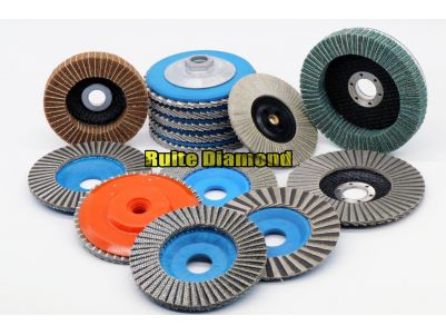 Diamond & CBN Flap Discs